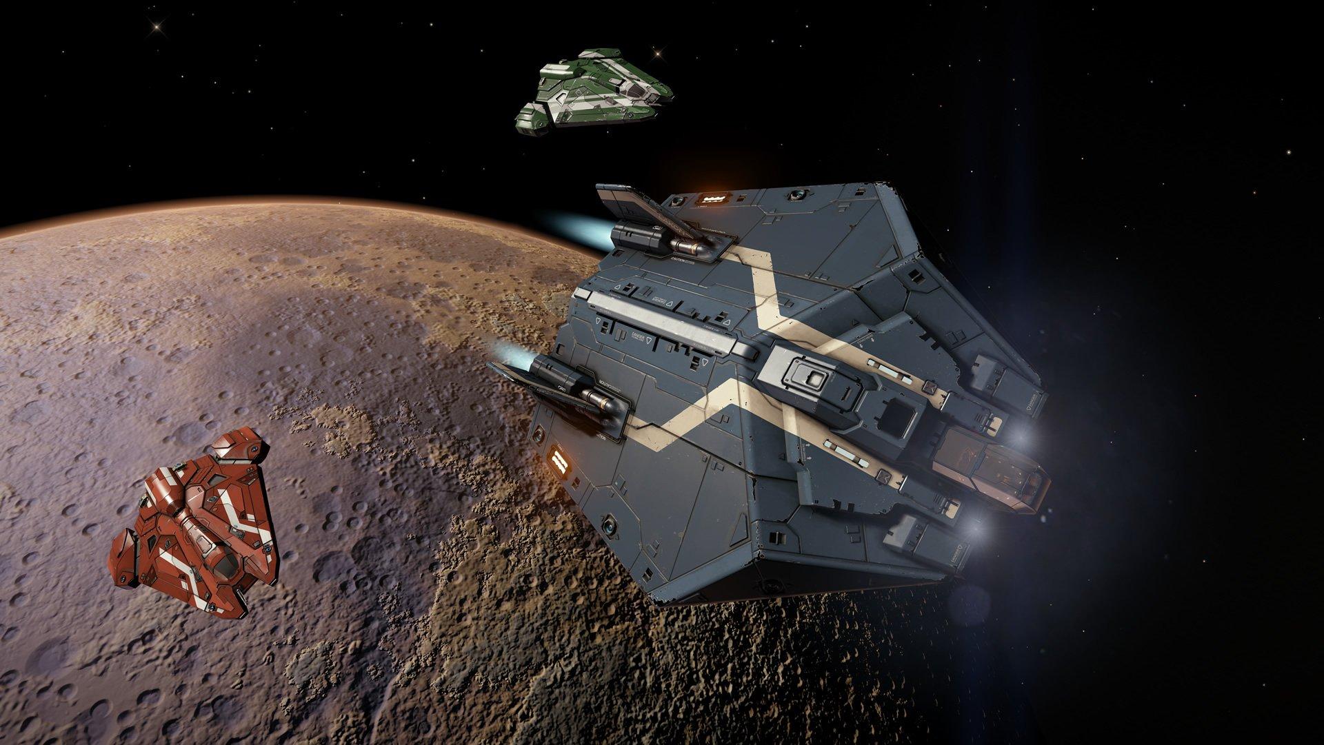 Elite: Dangerous in Beta 2 - Изображение 1