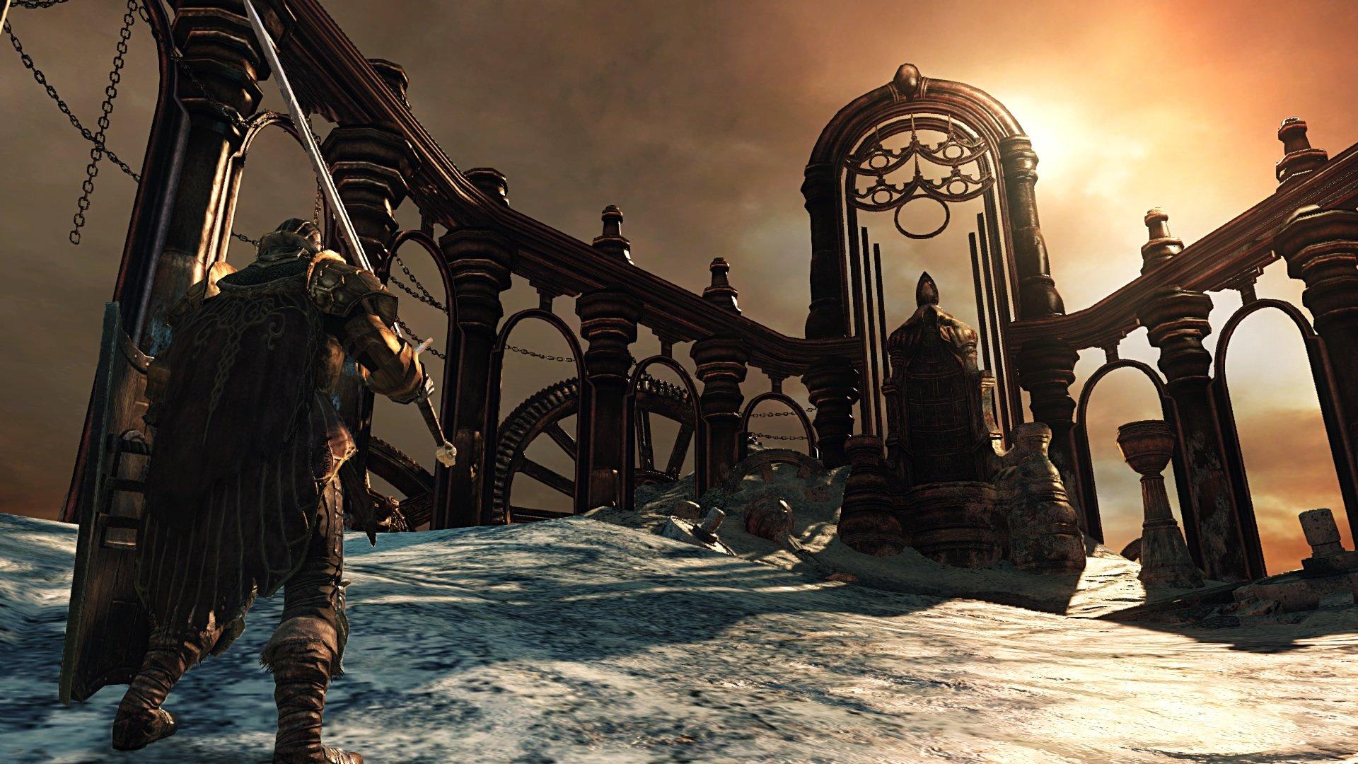 Немного о Dark Souls 2, Bloodborne и From Software в целом.  - Изображение 3