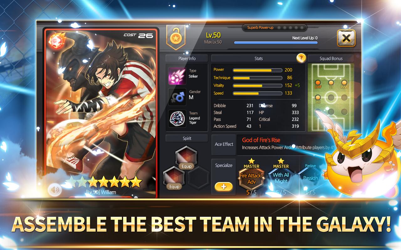 Soccer Spirits - новая IOS и Android игрушка - Изображение 2