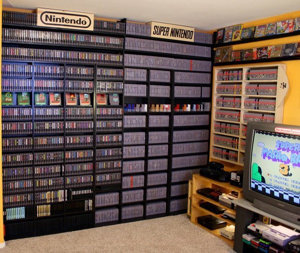 На eBay продают коллекцию из 5700 видеоигр - Изображение 3
