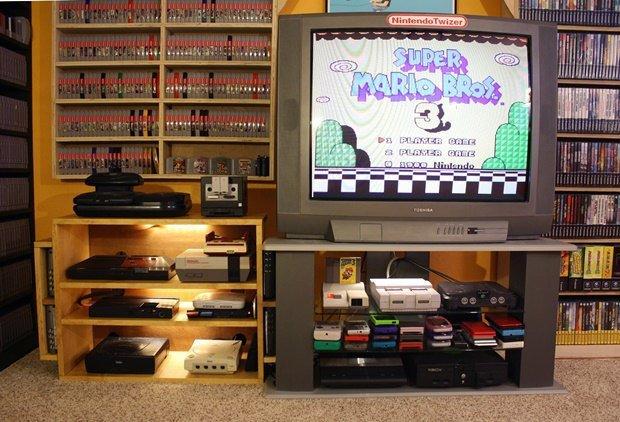 На eBay продают коллекцию из 5700 видеоигр - Изображение 1