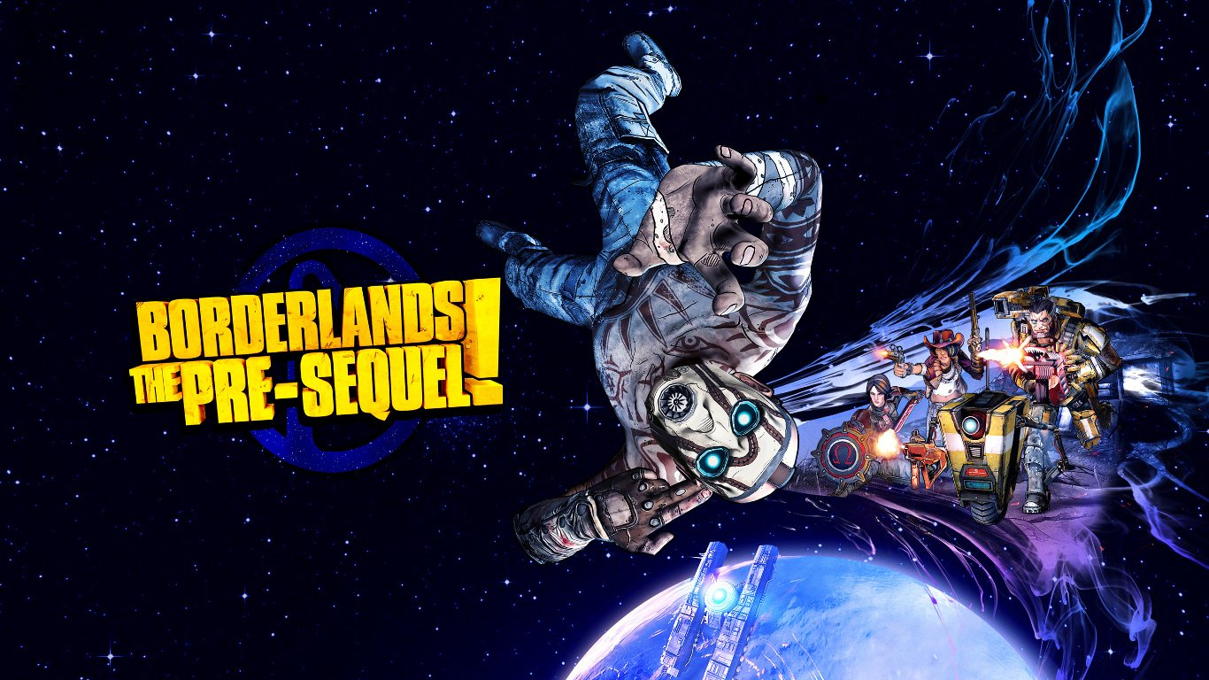"Borderlands: The Pre-Sequel! - конкурс ""Притяженья больше нет"" - Изображение 1"