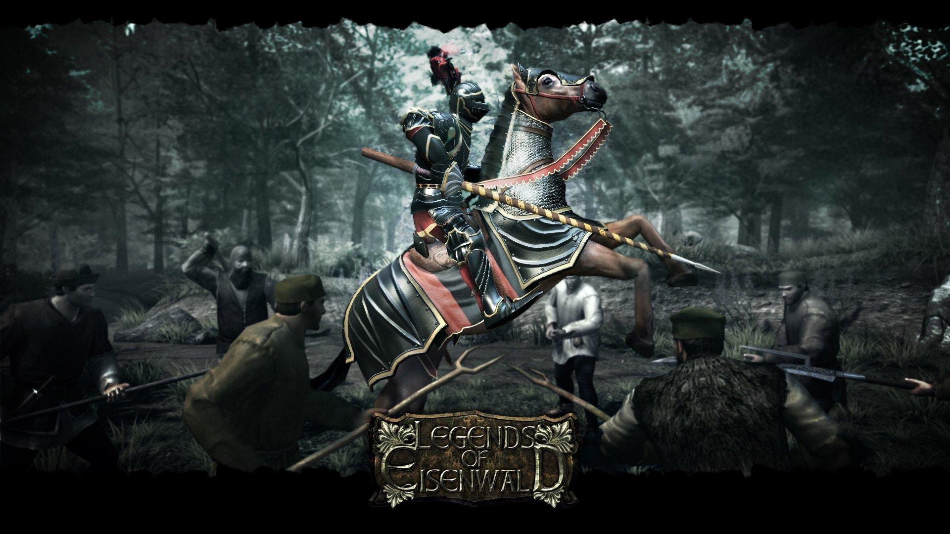 Вкратце про Legends of Eisenwald - Изображение 1