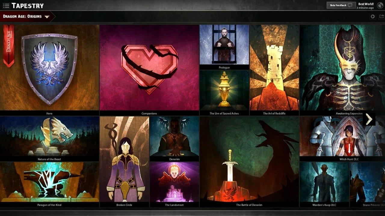 Dragon Age: Инквизиция Dragon Age Keep отвечаем на вопросы! - Изображение 1