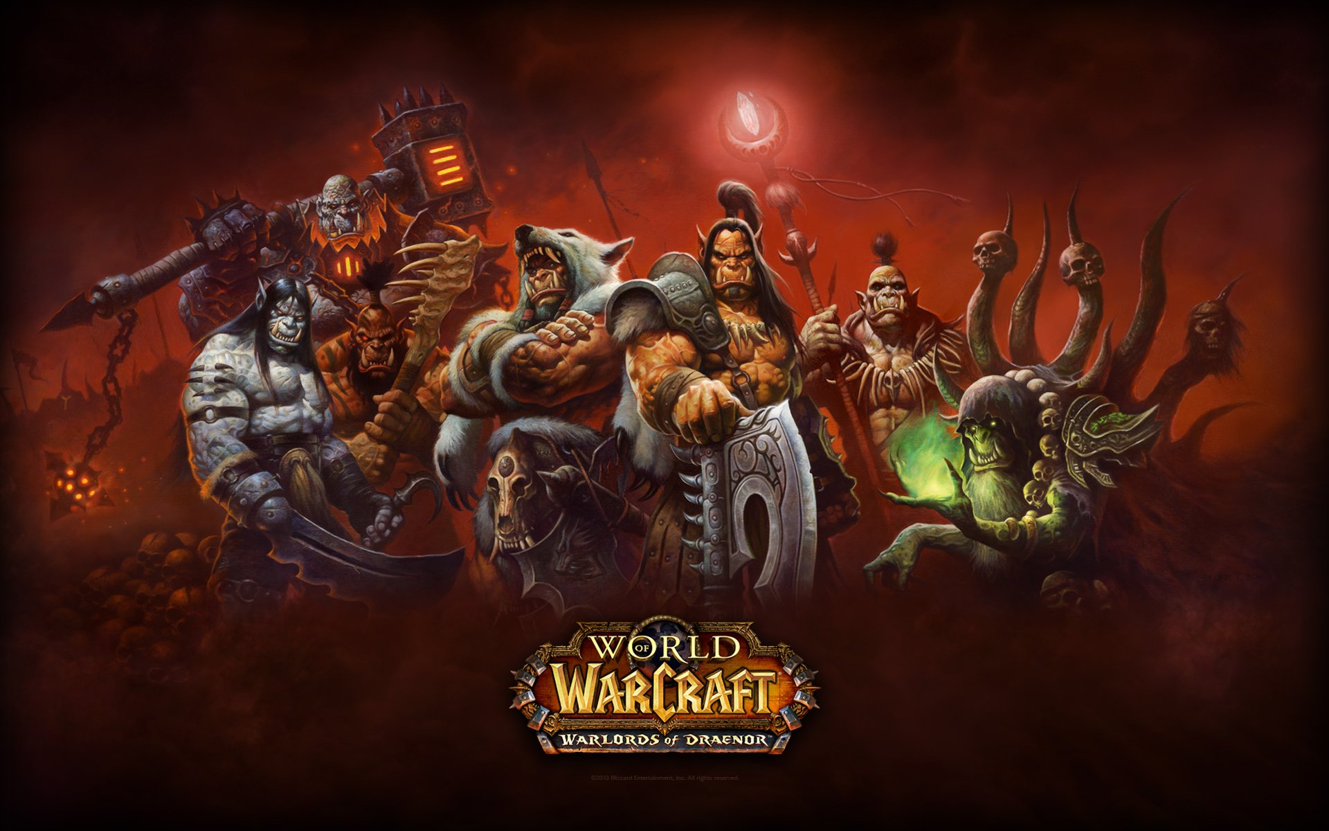 Выбор фракции в Warlords of Draenor. - Изображение 1