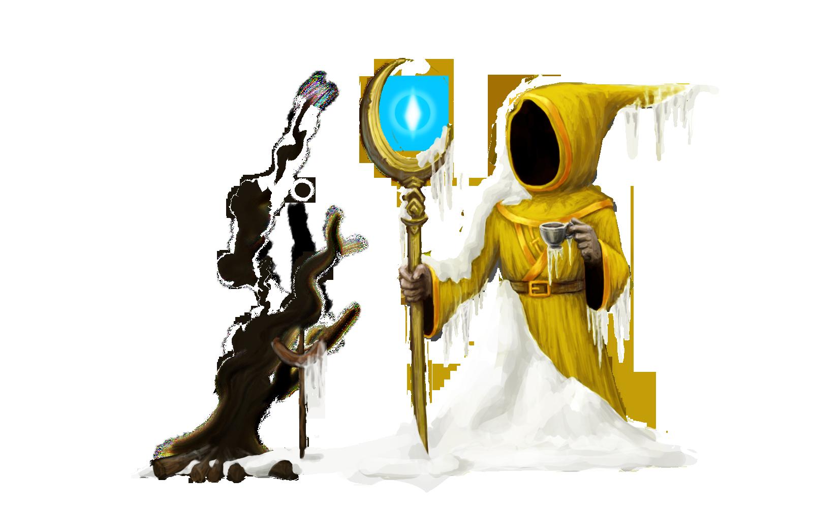 Magicka Wizard Wars или пособие по прикладному колдунству - Изображение 2