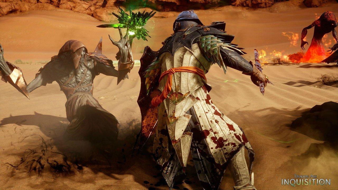 Dragon Age: Инквизиция Здоровье и лечение: взгляд со стороны  - Изображение 1