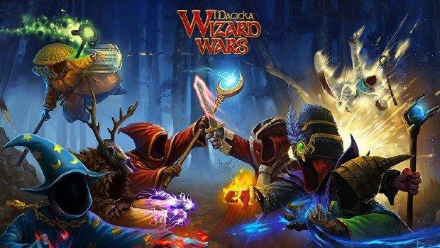 Magicka Wizard Wars или пособие по прикладному колдунству - Изображение 1