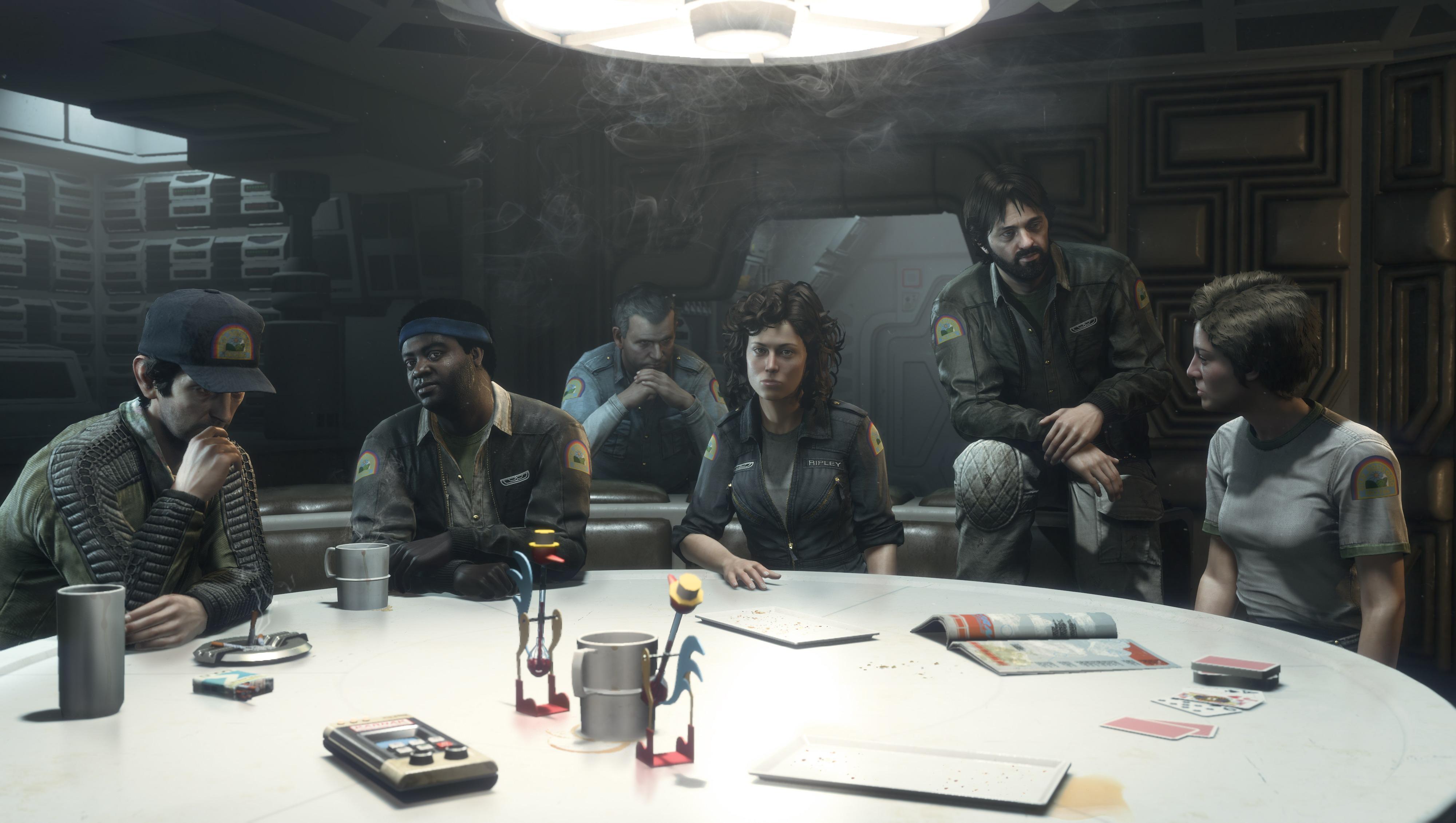 """Страх и ненависть на """"Севастополе"""" - Обзор Alien: Isolation - Изображение 7"""
