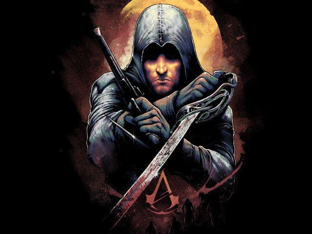 Не самые крутые футболки, зато прикольный арт по Assassin's Creed - Изображение 5