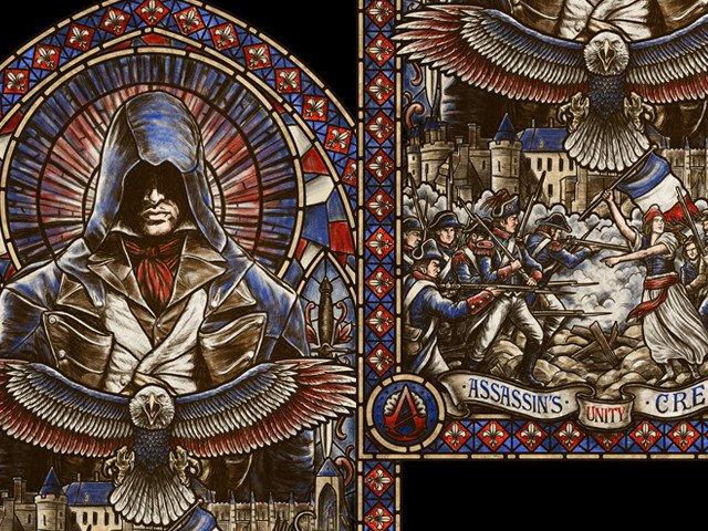 Не самые крутые футболки, зато прикольный арт по Assassin's Creed - Изображение 4