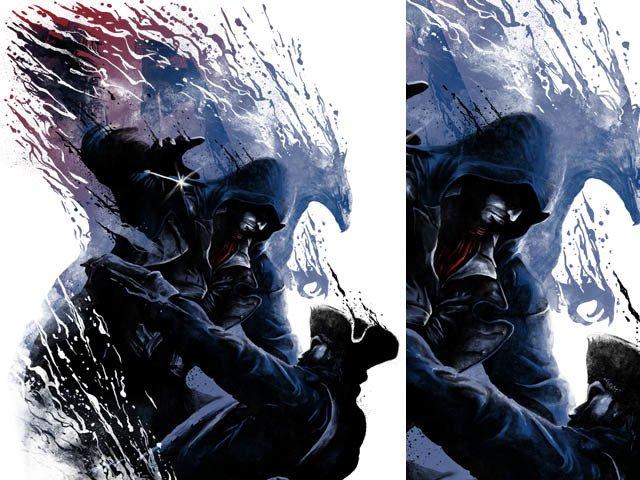 Не самые крутые футболки, зато прикольный арт по Assassin's Creed - Изображение 14