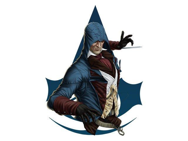 Не самые крутые футболки, зато прикольный арт по Assassin's Creed - Изображение 9