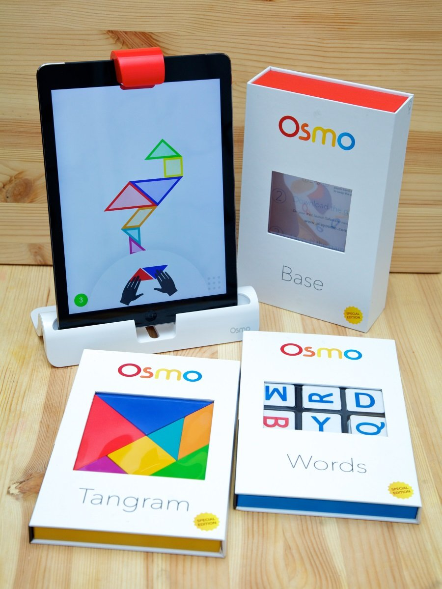 OSMO: игровое обучение на грани реальности - Изображение 1