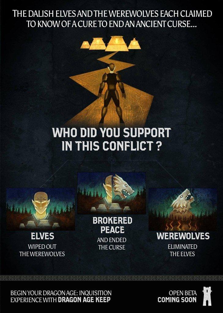 Dragon Age: Инквизиция Dragon Age Keep отвечаем на вопросы! - Изображение 2