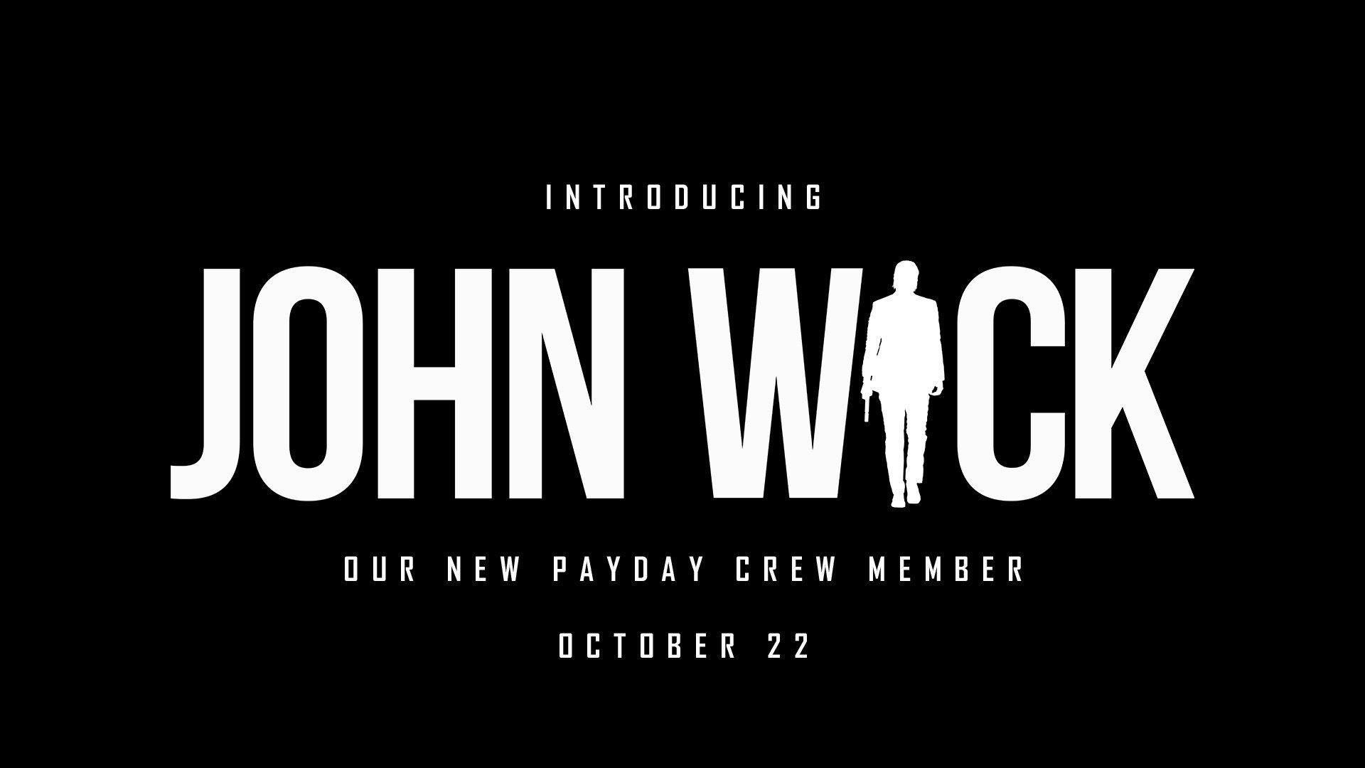 """LIONSGATE и THUNDER ROAD PICTURES выпускают эксклюзивное дополнение для PAYDAY2 по фильму """"Джон Уик"""" - Изображение 1"""