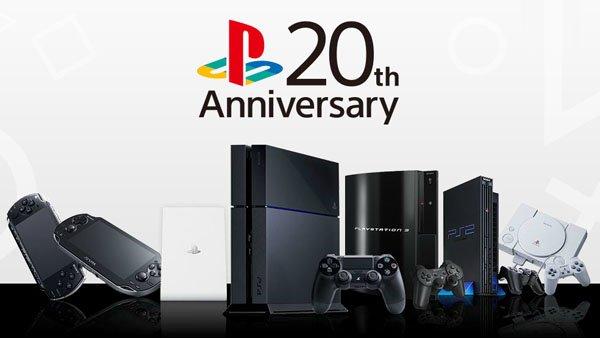 Sony открыла вебсайт к двадцатилетию PlayStation, датирована PlayStation Awards 2014 - Изображение 2
