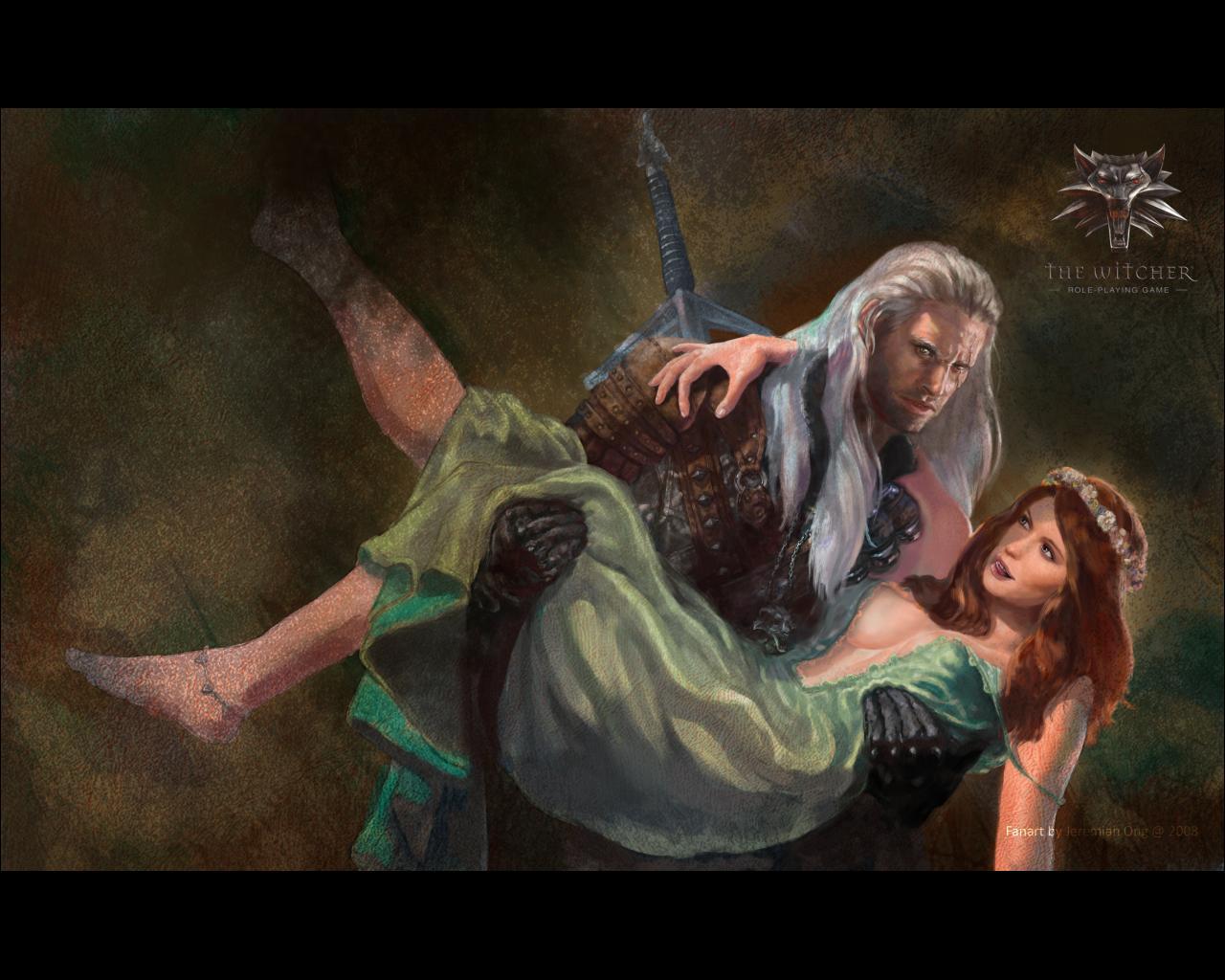 Оригинальные/интересные арты по Ведьмаку. - Изображение 22