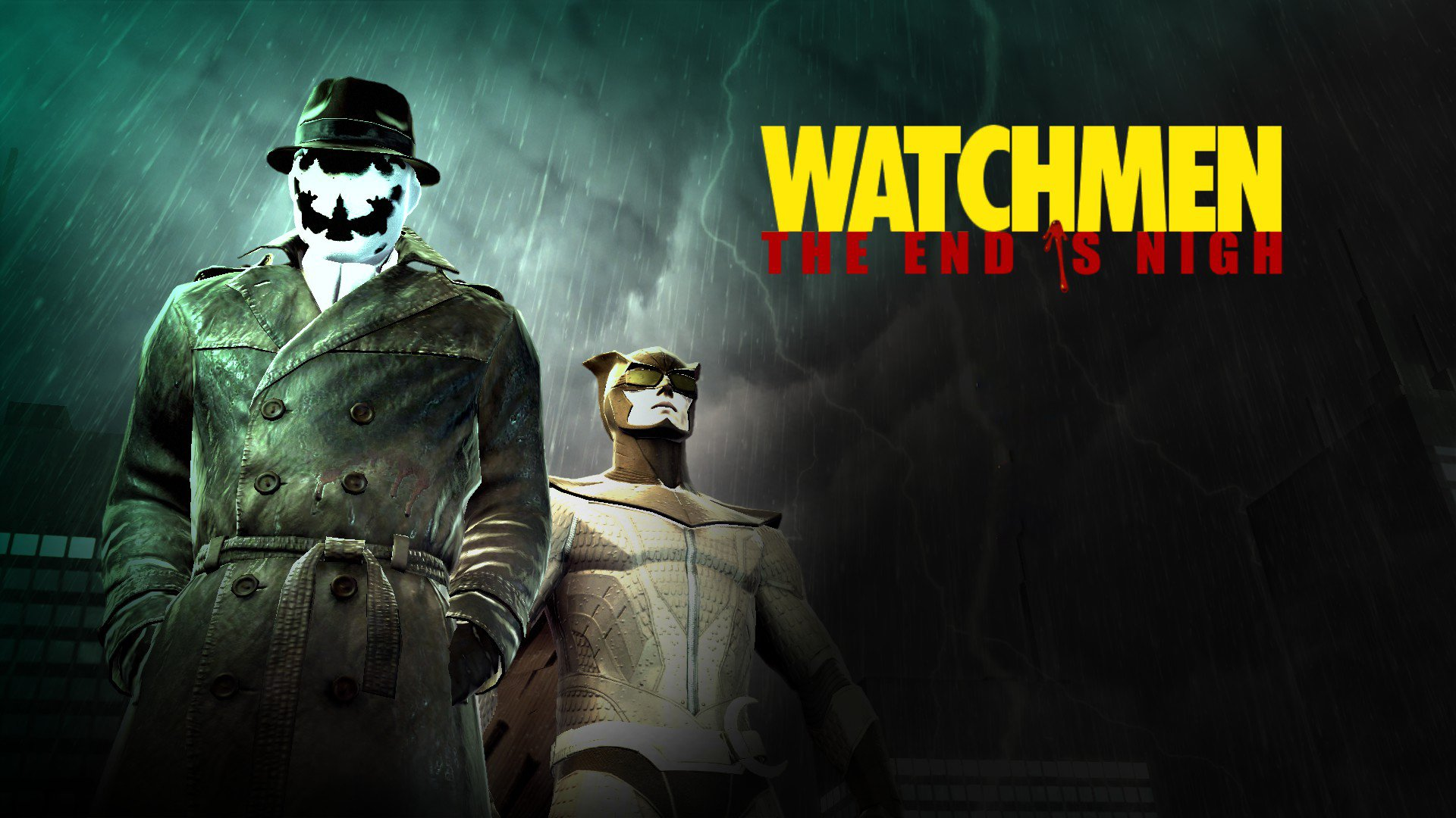 Игры и фильмы по комиксам: Watchmen - Изображение 5