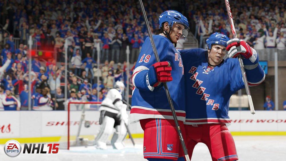 Мнение и впечатление об NHL 15 - Изображение 1