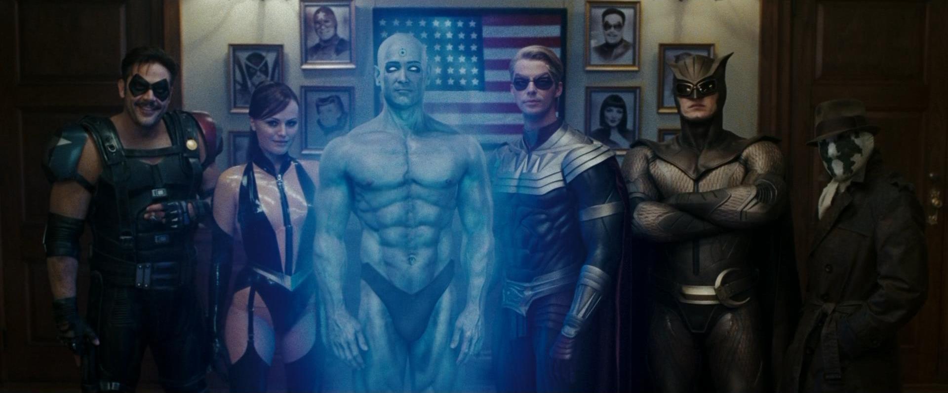 Игры и фильмы по комиксам: Watchmen - Изображение 1