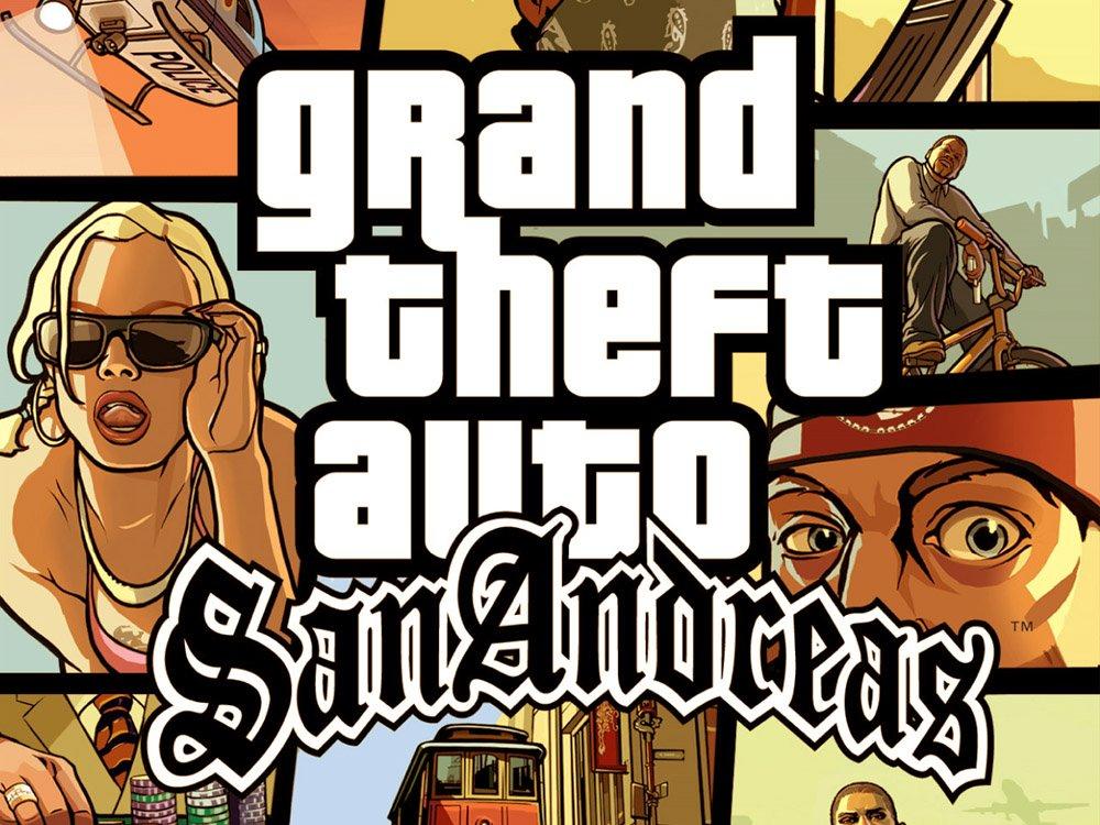 Сегодня 10 лет со дня выхода Grand Theft Auto: San Andreas.. - Изображение 1