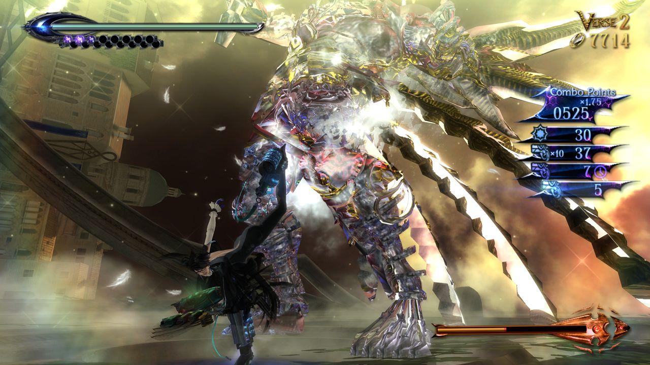 Блиц обзор на Bayonetta 2 - Изображение 5