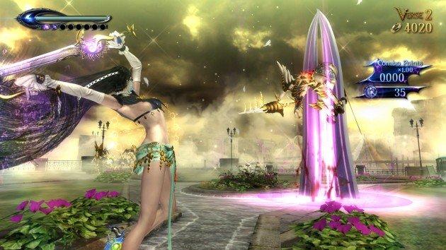 Блиц обзор на Bayonetta 2 - Изображение 4