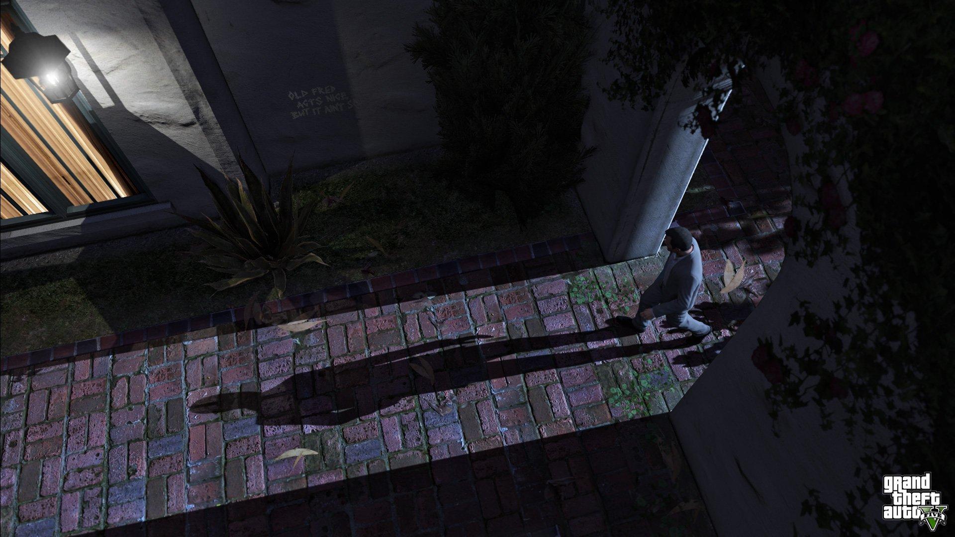 Новые подробности и скрины  GTA 5 - Изображение 3