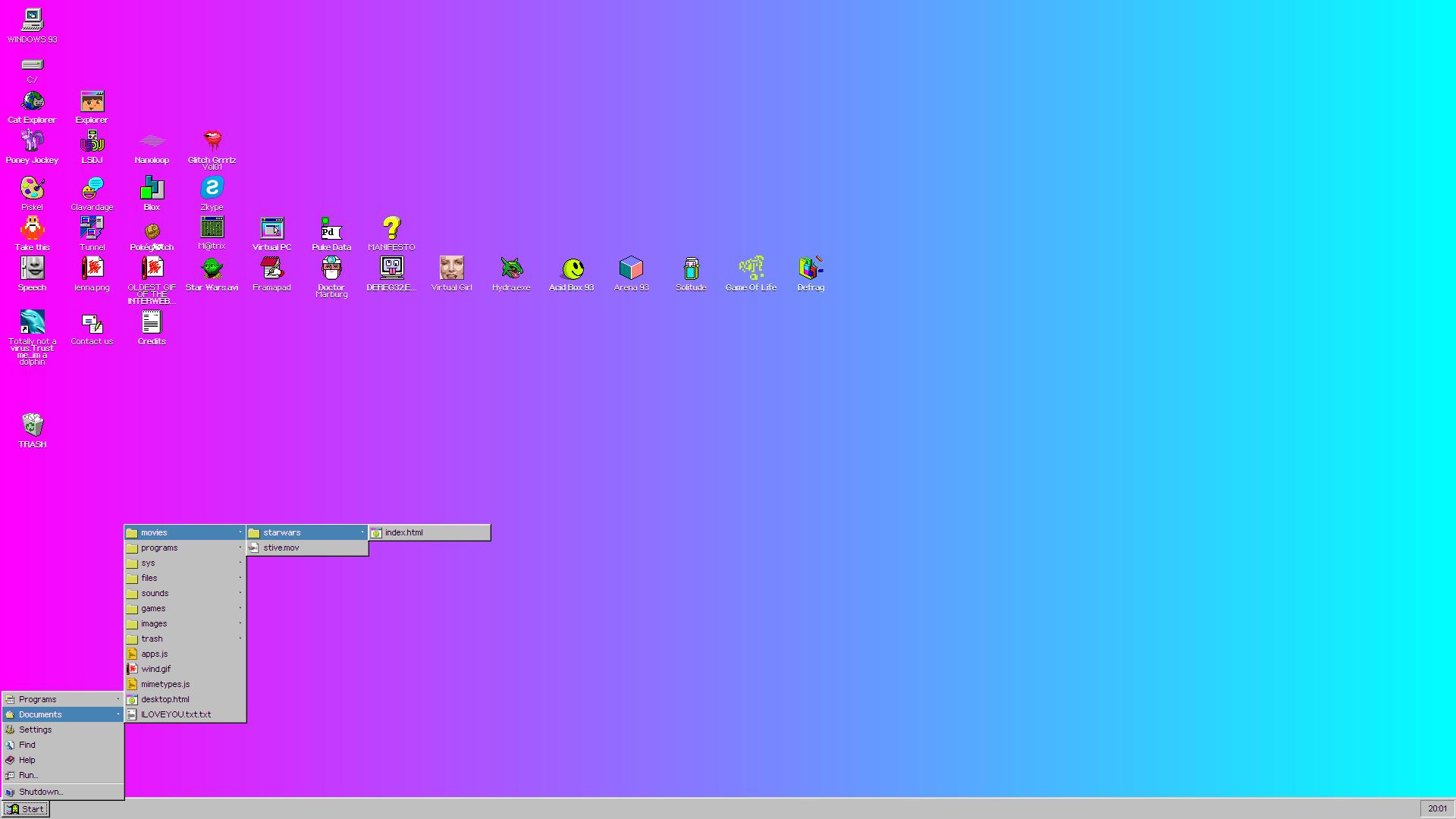 В сети появилась Windows 93 - Изображение 1