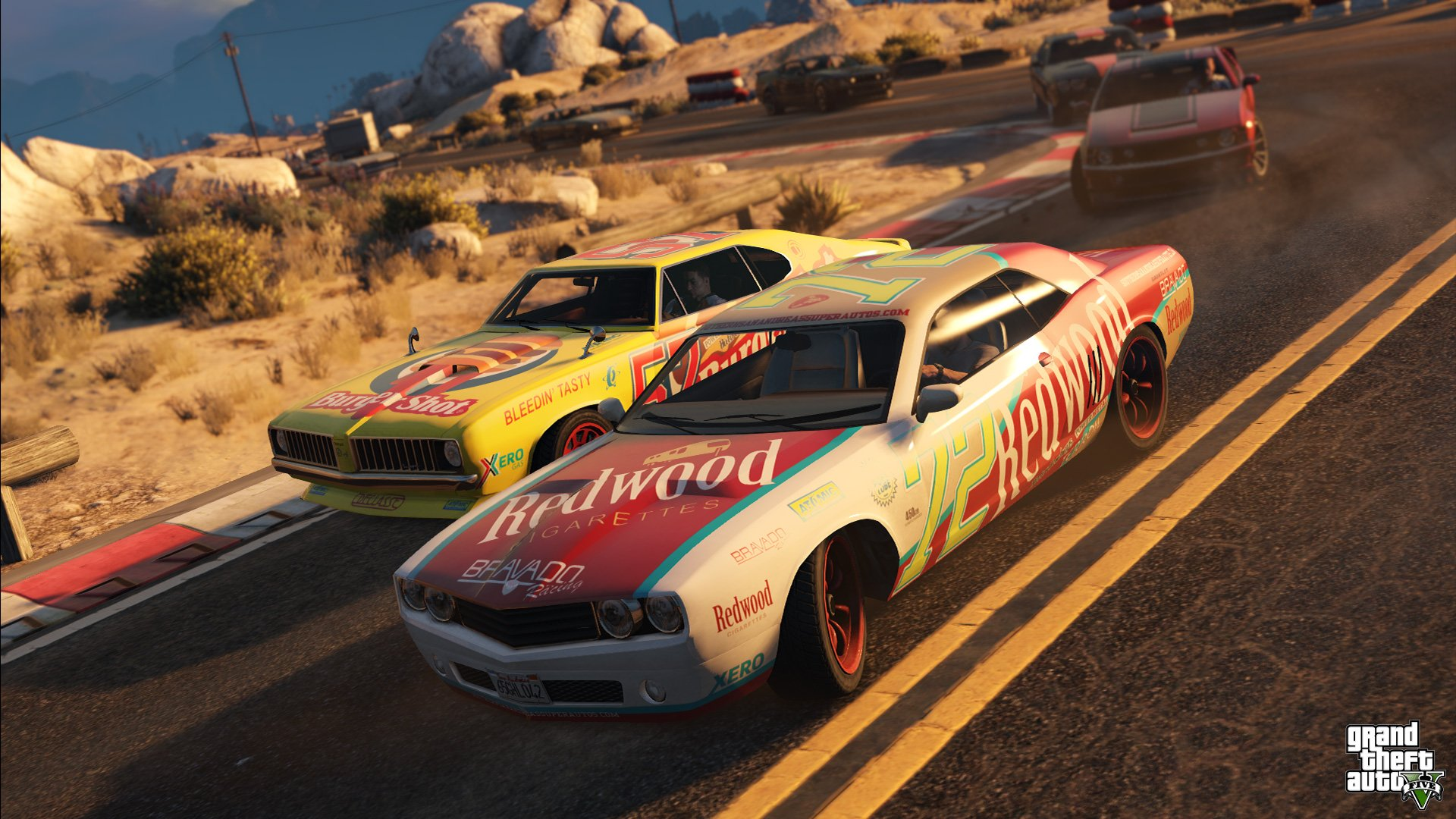 Новые подробности и скрины  GTA 5 - Изображение 6