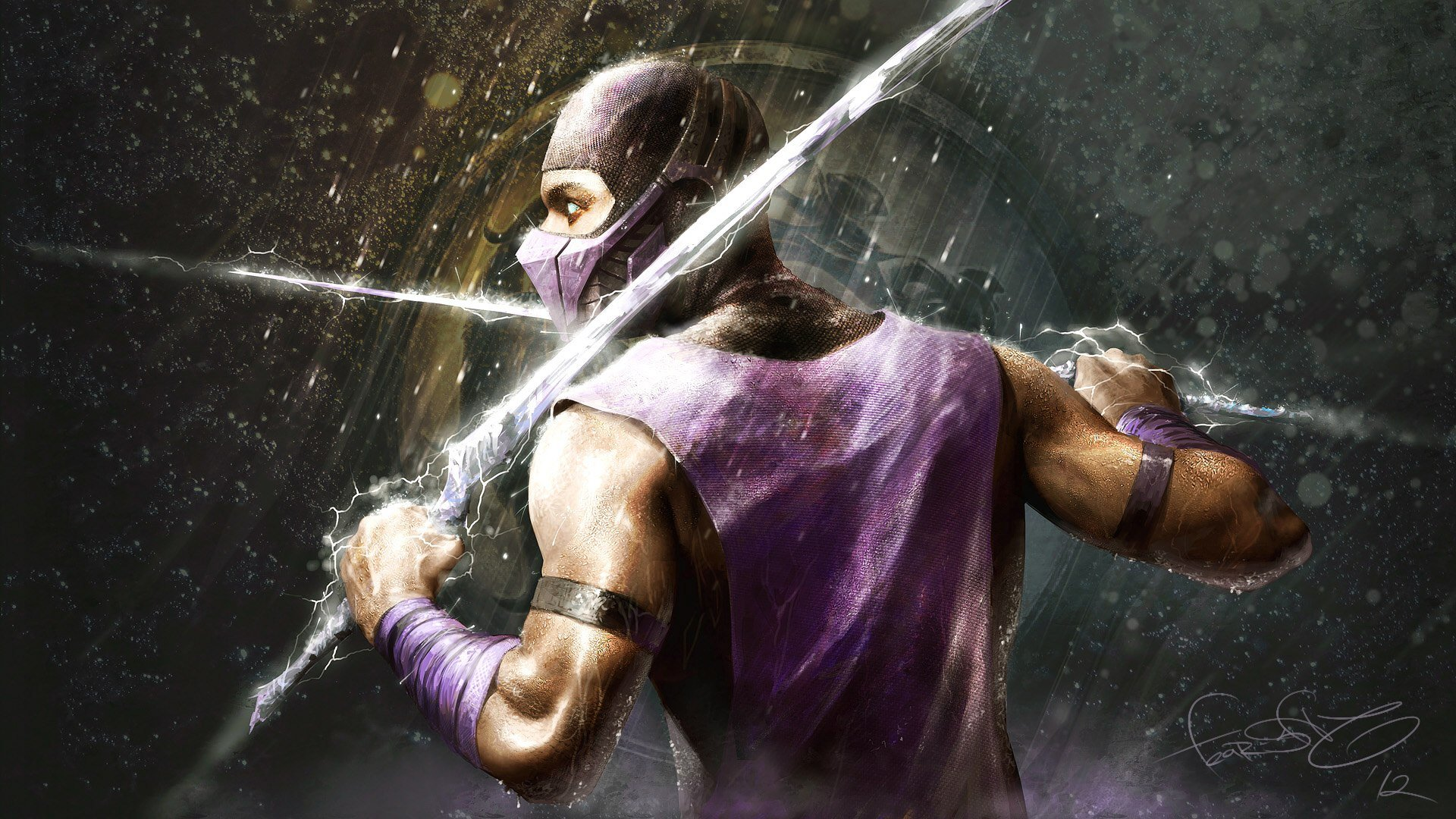 Art-Подборка Mortal Кombat - Изображение 1