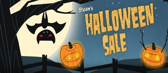 Steam Halloween распродажа - Изображение 2