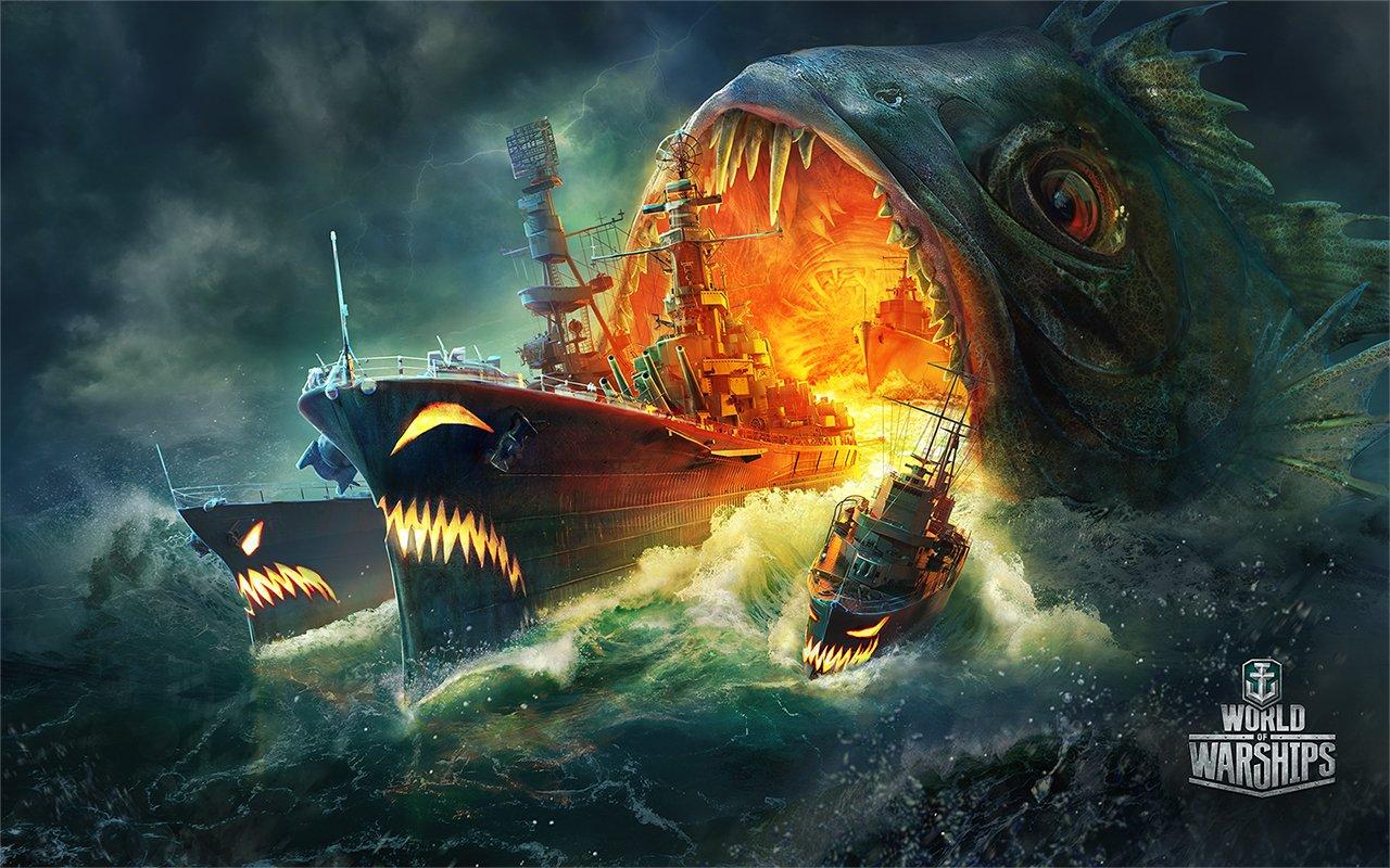 Хеллоуин в морском стиле - Изображение 2