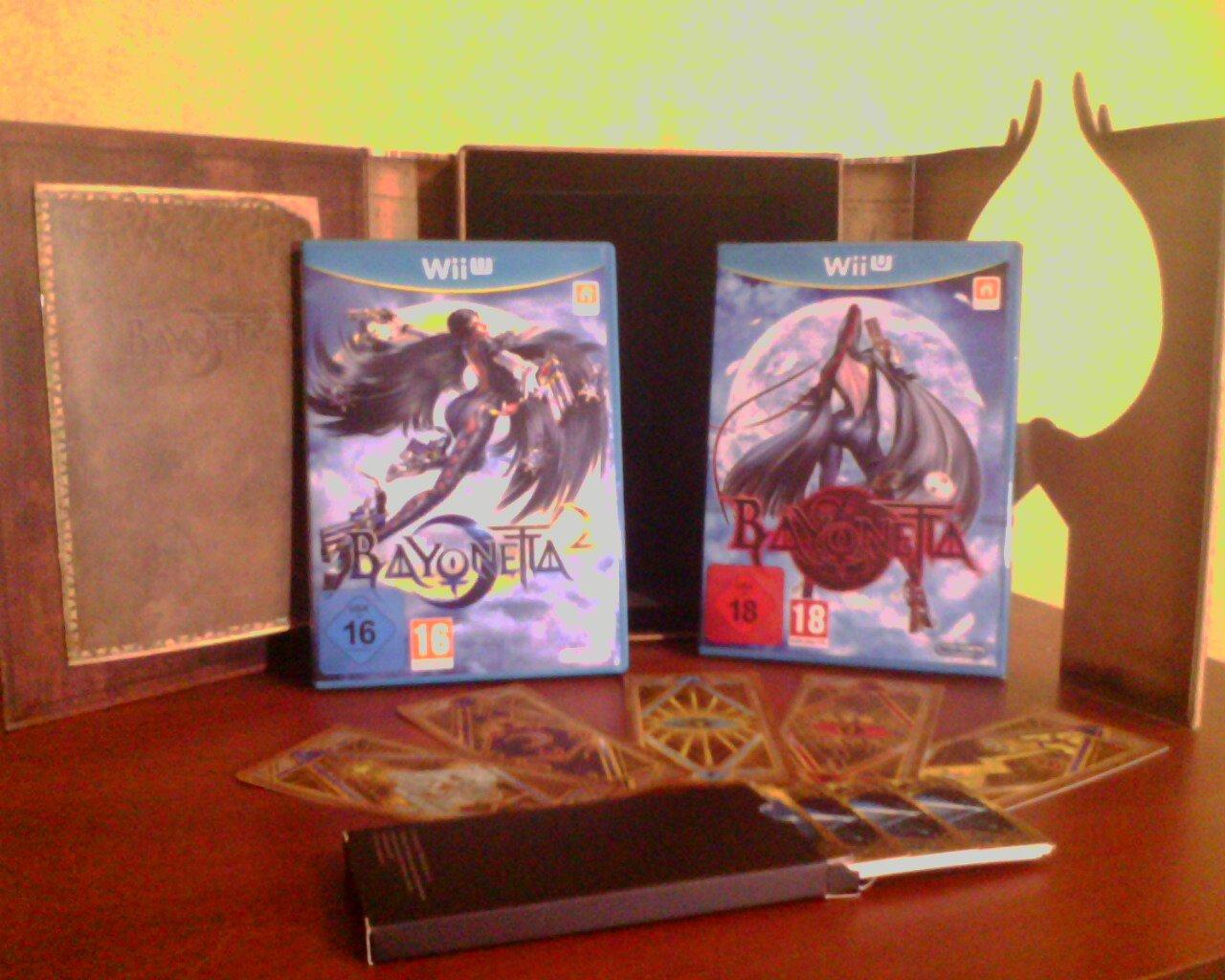 Bayonetta 2 First Print Edition  - Изображение 1