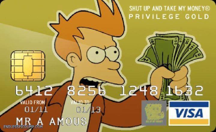 """Каким игровым разработчикам вы готовы сказать """"Shut up and take my money"""" ??? - Изображение 1"""