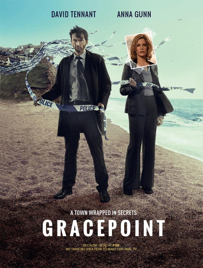 BROADCHURCH/GRACEPOINT - Изображение 1