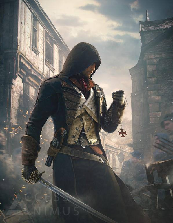Assassin's Creed Unity на Playstation 4 и Xbox One будет работать в 900p и 30fps. - Изображение 1
