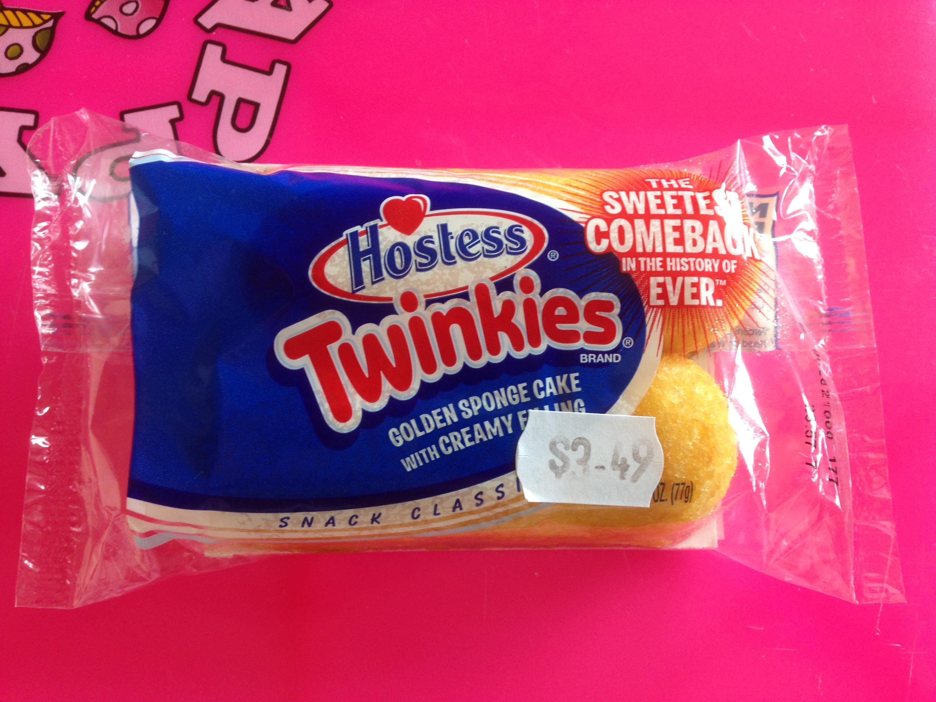 Обзор Twinkies - Изображение 3