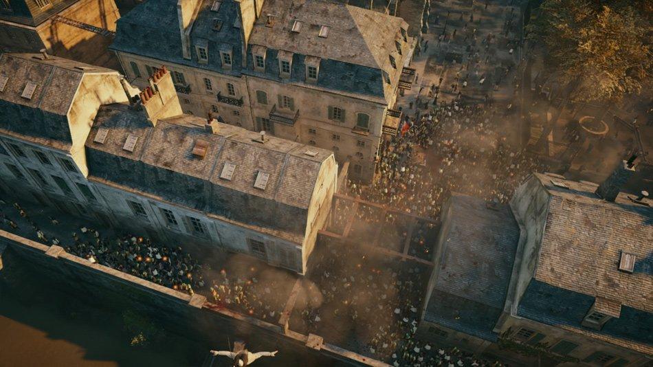 Финальная версия AC:Unity для PS4 - Изображение 4
