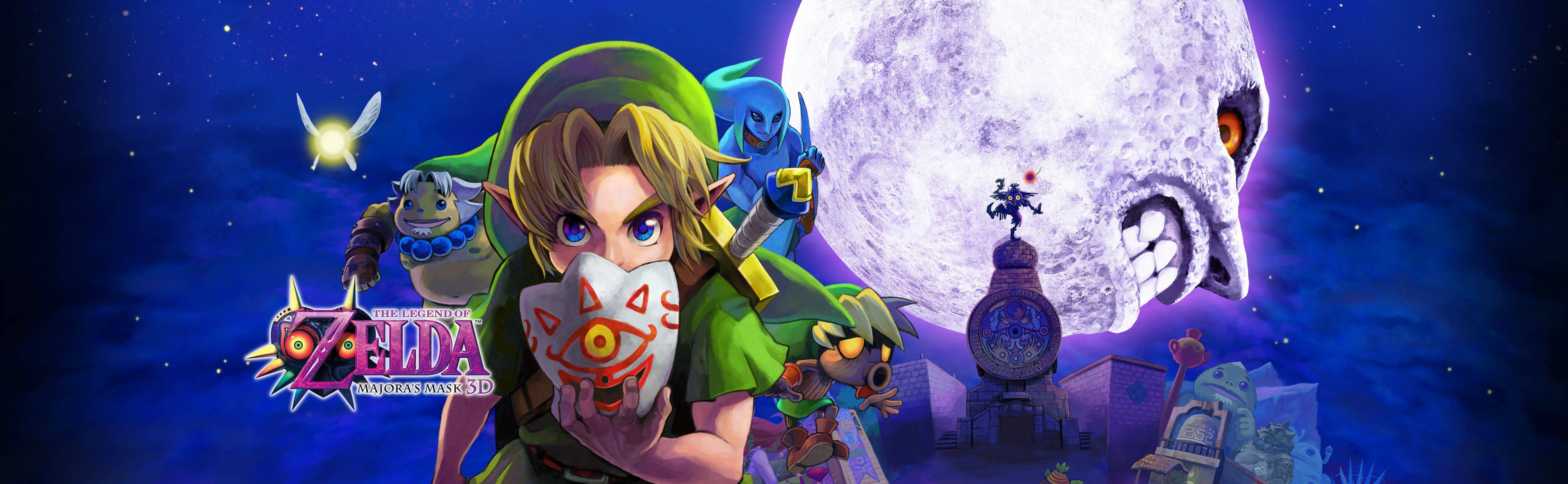 Перевод The Legend of Zelda: Majora's Mask 3D - Изображение 1
