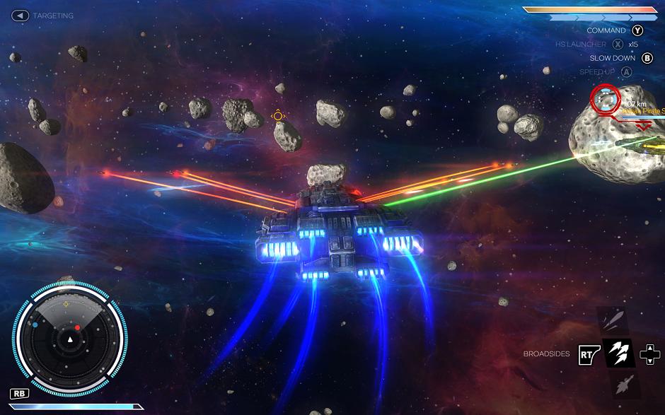 Интервью с разработчиками Rebel Galaxy. - Изображение 2