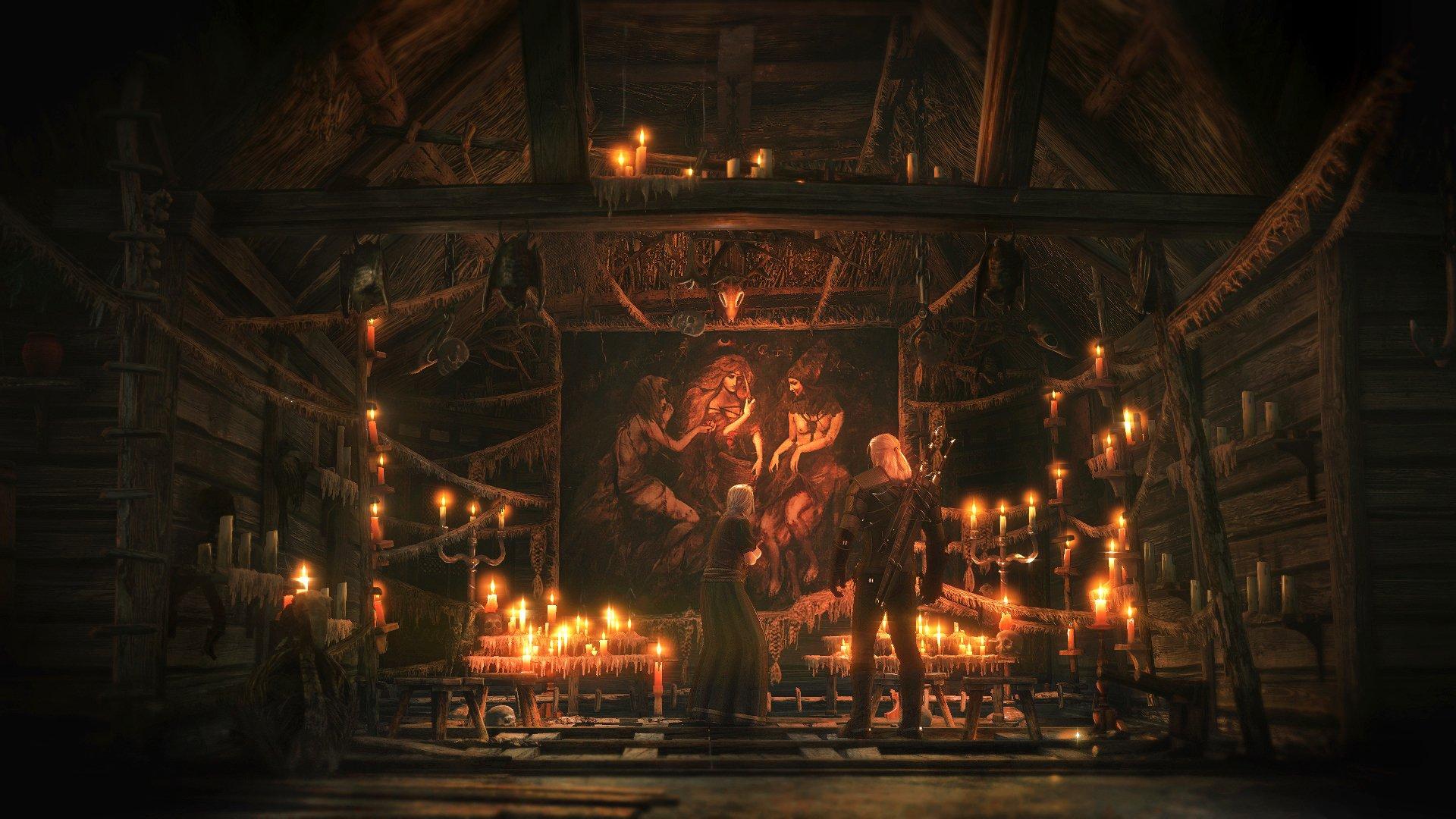 Ведьмак 3: Дикая охота на PlayStation 4. - Изображение 1