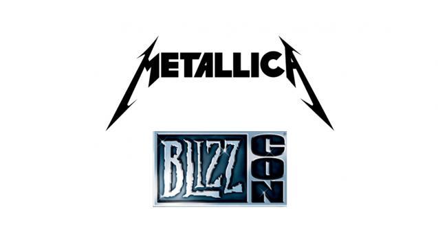 Концерт Metallica на BlizzCon!!! - Изображение 1