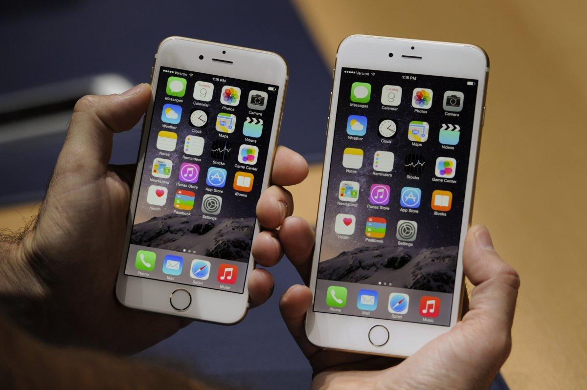 iPhone 6 и iPhone 6 Plus - Изображение 1