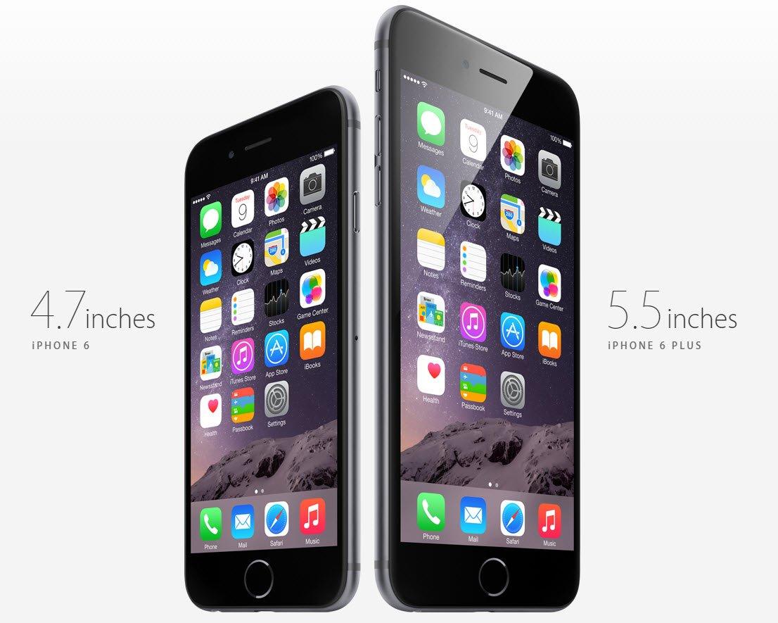iPhone 6 и iPhone 6 Plus - Изображение 2