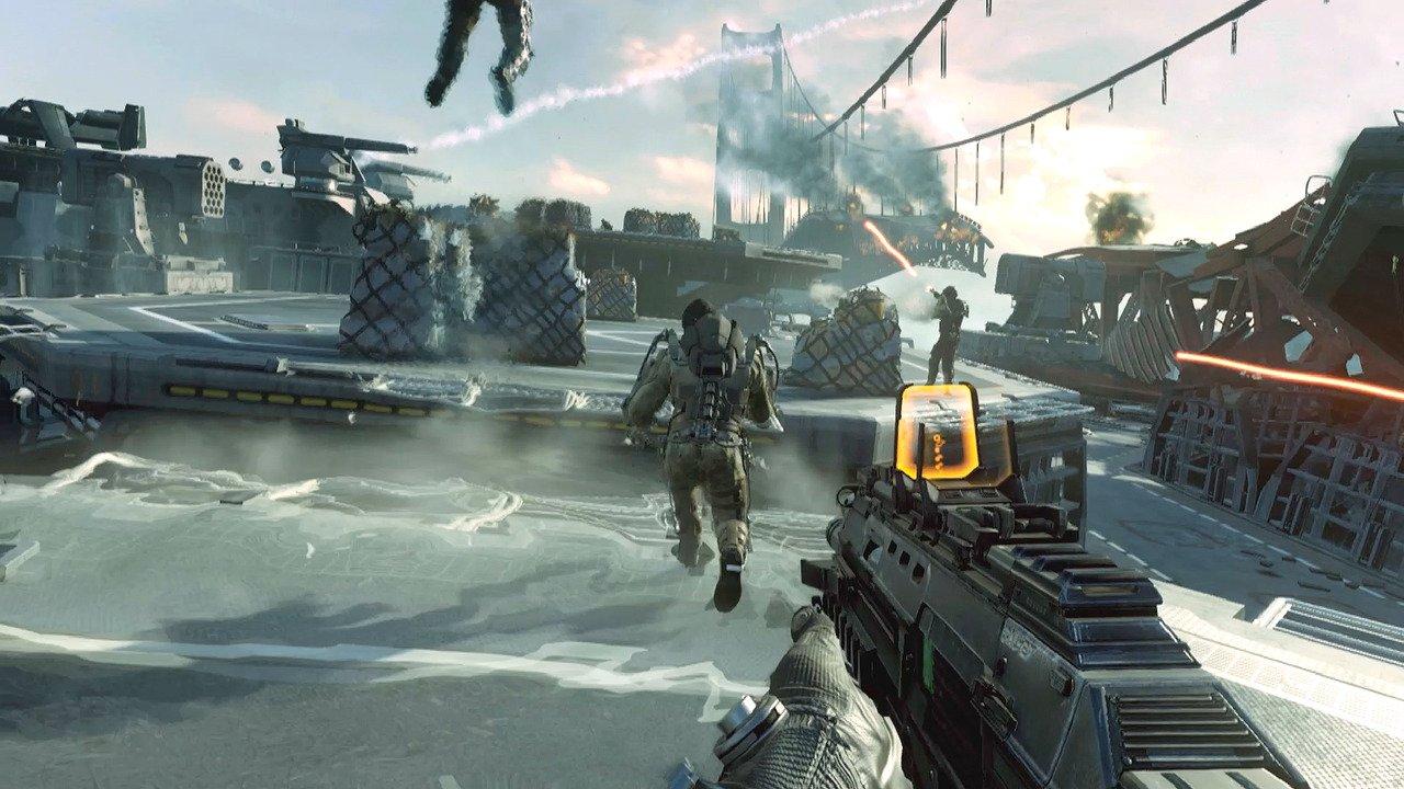 """Call Of Duty: Advanced Warfare. Новая веха в истории франшизы или очередная жертва """"конвейера""""? - Изображение 4"""