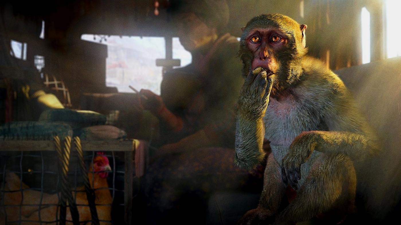 Обои к выходу Far Cry 4 - Изображение 1