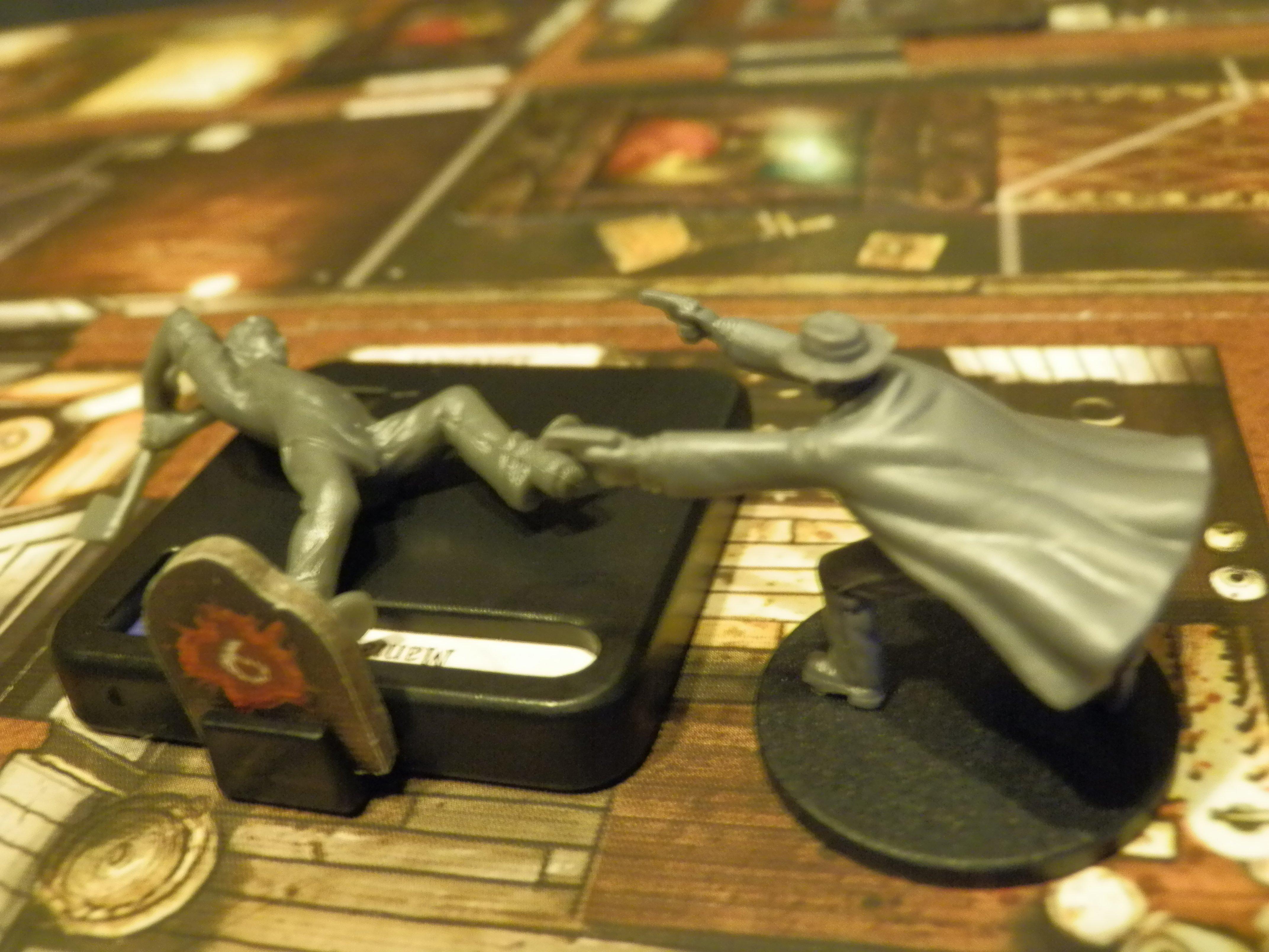 Mansions of Madness. Безумие на вашем столе. Часть 3 - Изображение 5