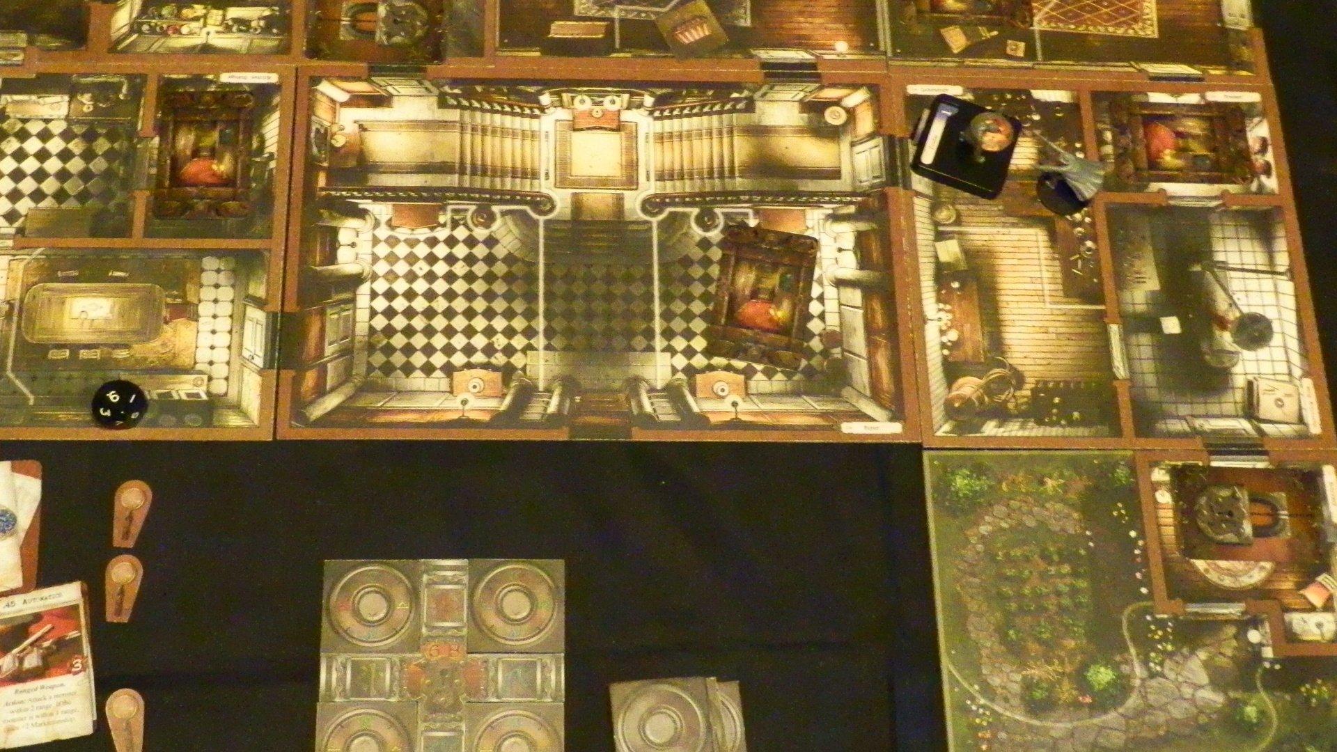 Mansions of Madness. Безумие на вашем столе. Часть 2 - Изображение 4